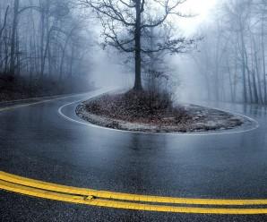 Soñar con las Curvas de una carretera: Toma de decisiones