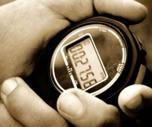Soñar con un Cronómetro
