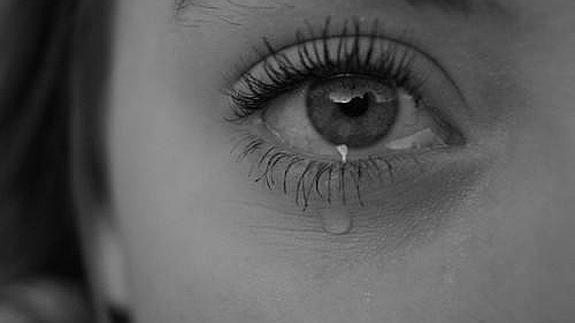 Soñar con llorar
