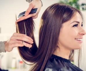 Soñar con un corte de cabello
