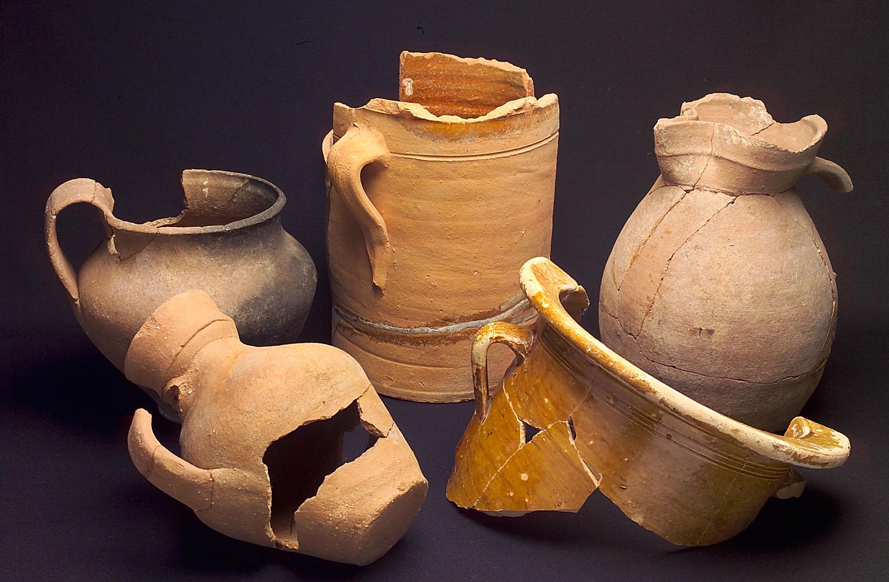 soñar con ceramica
