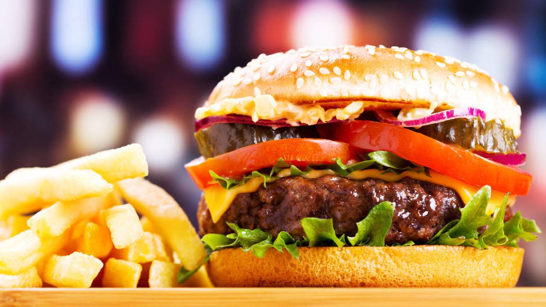 Resultado de imagen para hamburguesa
