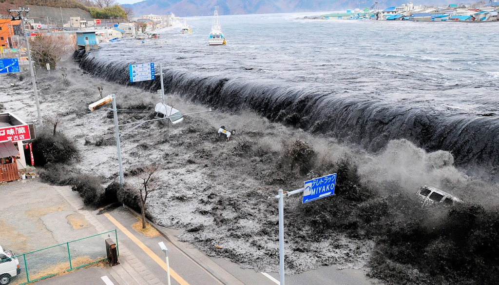 Soñar con desastres naturales