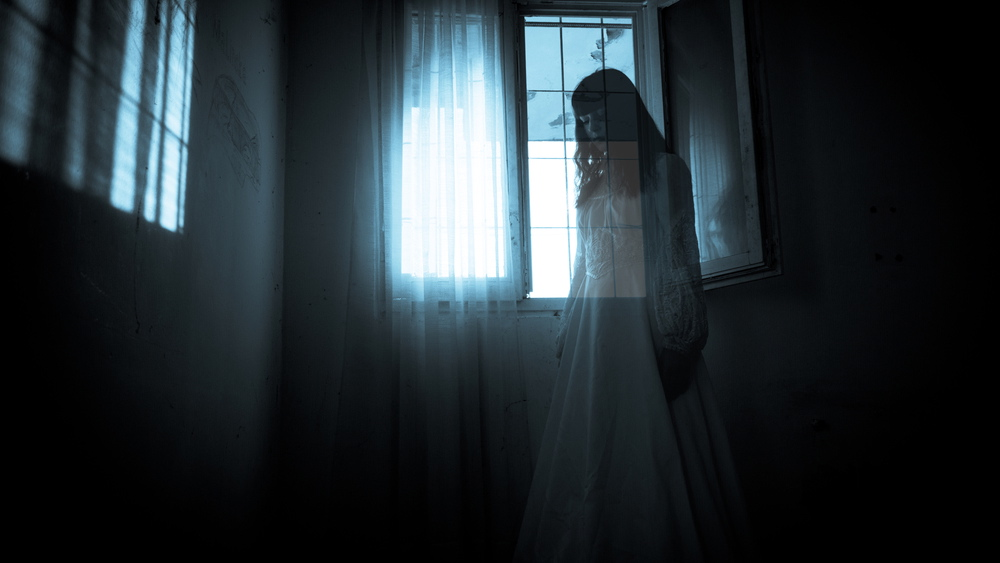 Soñar con fantasmas o espíritus