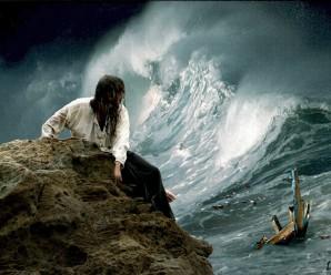 Soñar con naufragar o ser naufrago