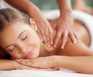 El significado de soñar con masajes