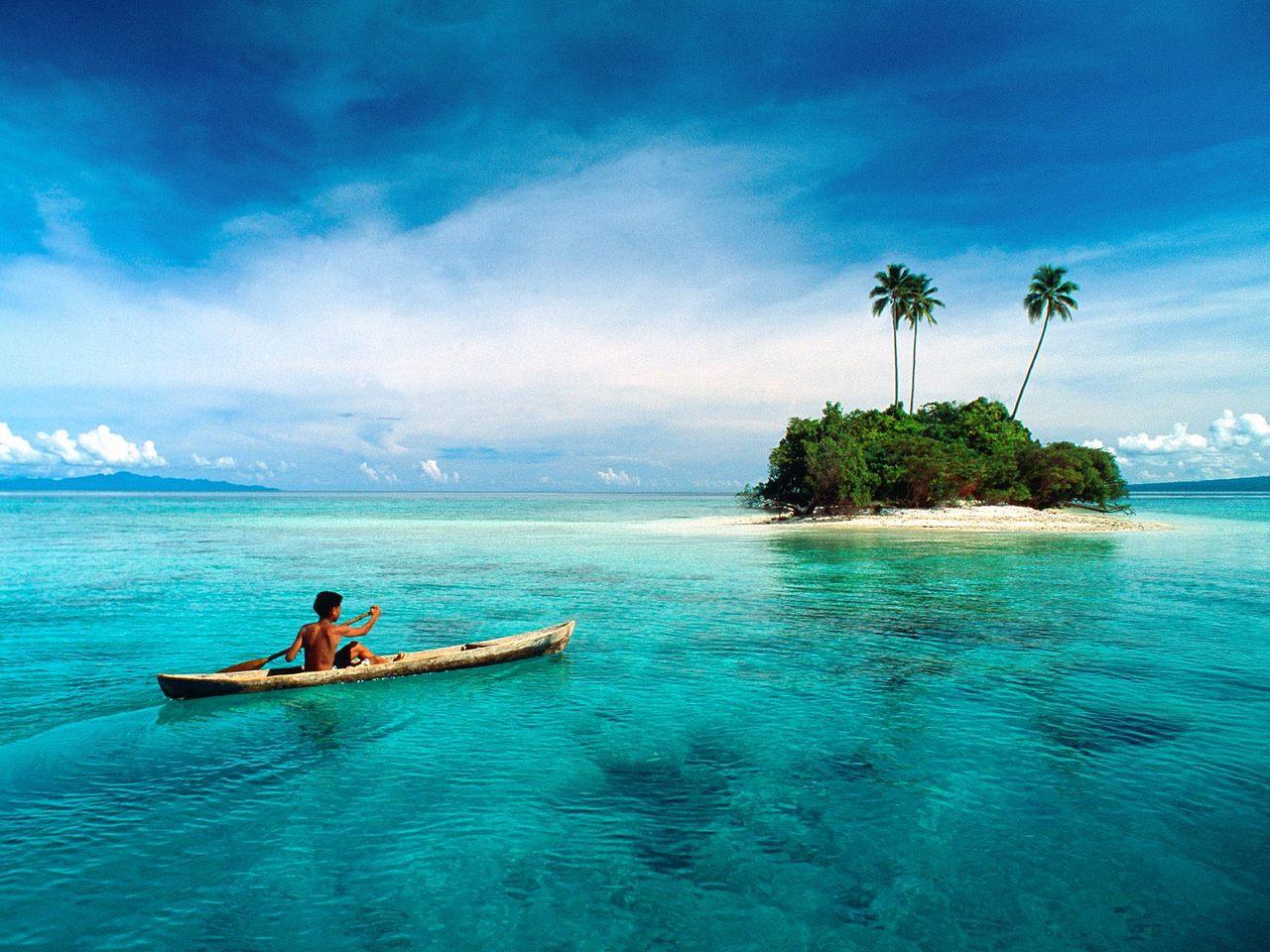 Soñar con islas