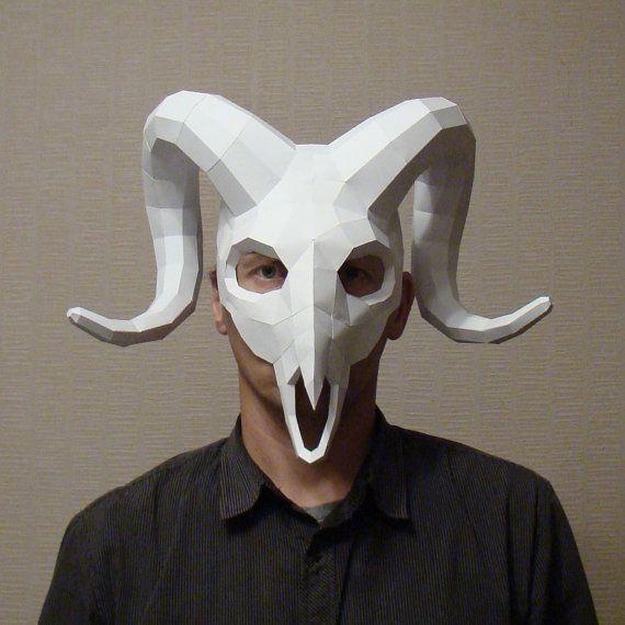Sueños con máscaras
