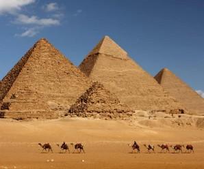 Soñar con Pirámides