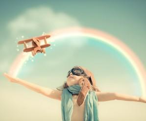 Soñar con momentos felices