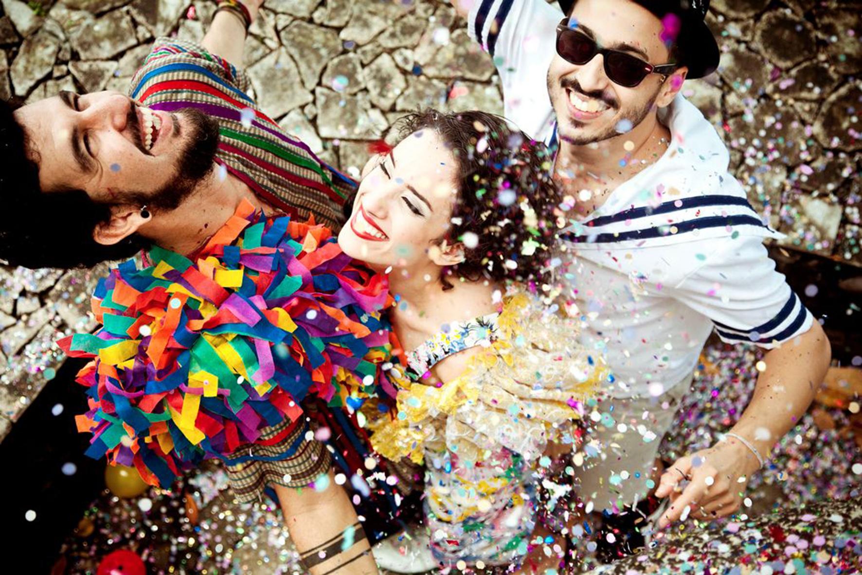 Soñar con el carnaval