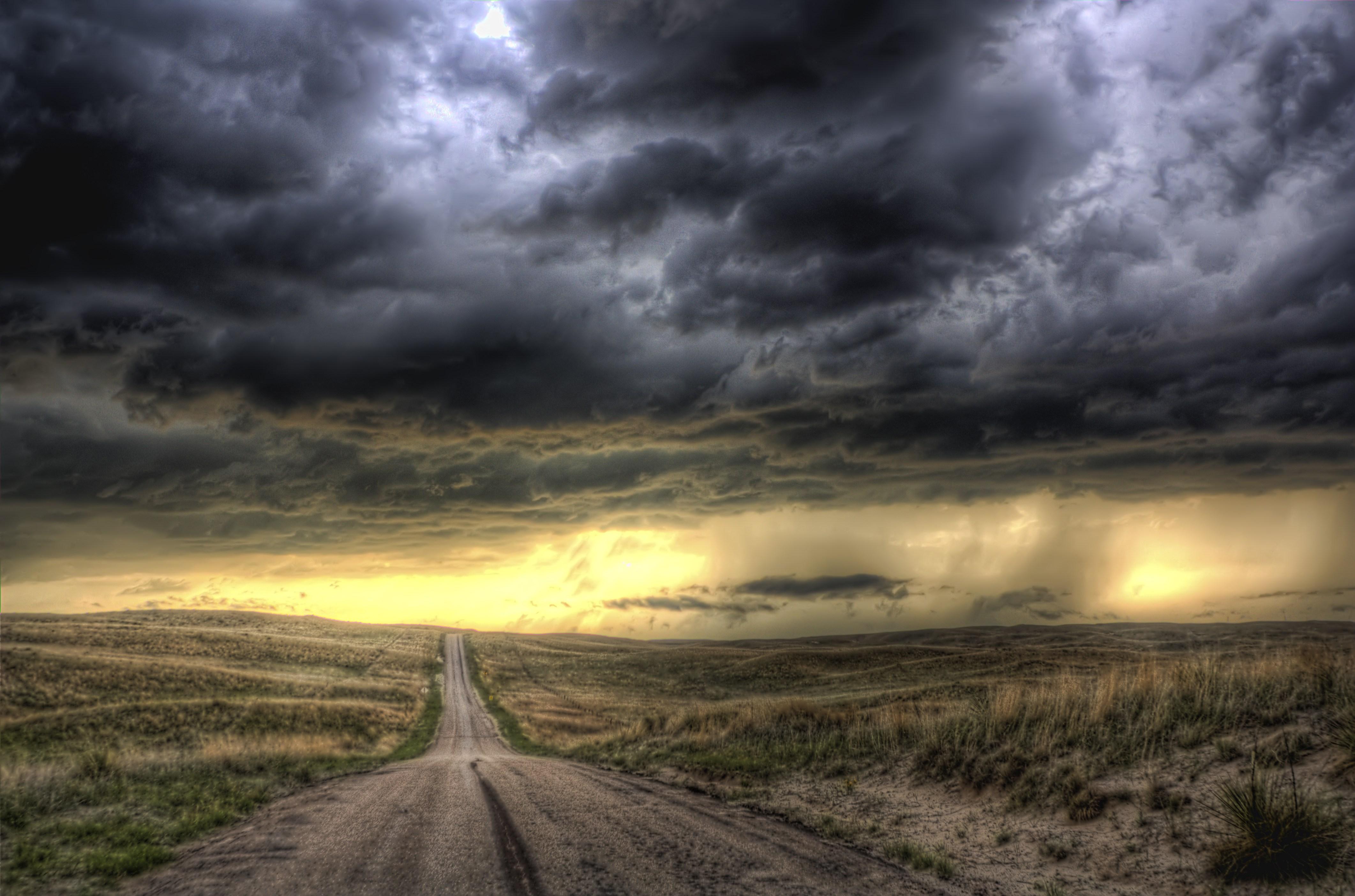 Soñar con nubes negras